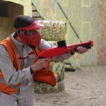 indoor paintball bij Paintball Hillegom