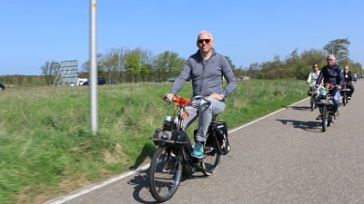 bedrijfsuitje fietstour